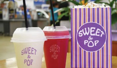 Sweet and Pop